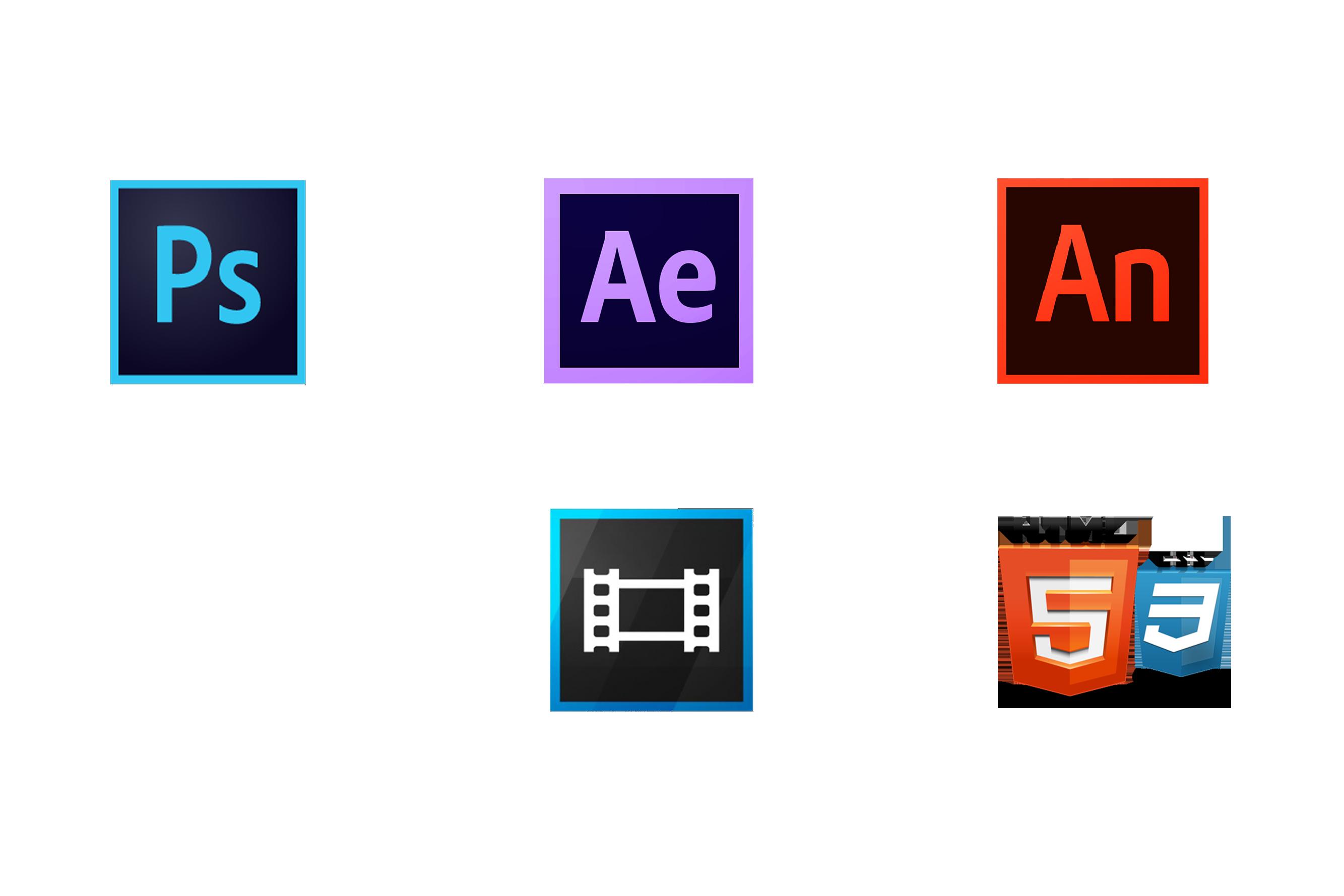 En tant qu'infographiste les logiciels de la suite ADOBE ainsi que des connaissances en programmation web sont primordiales