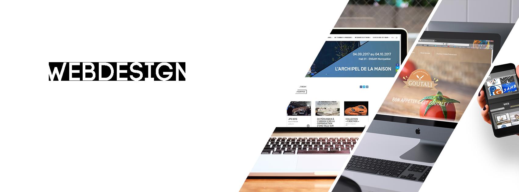 PHX Design freelance infographiste en tant que webdesigner
