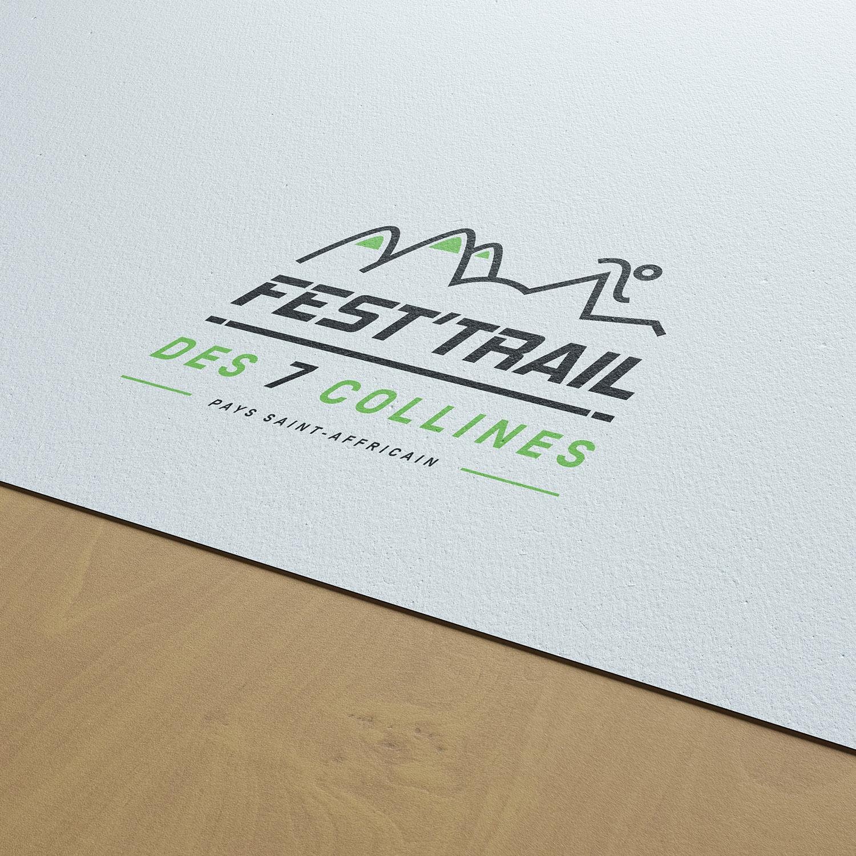 Logo du Fest'trail des 7 collines